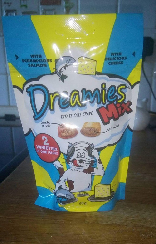 Bag of Dreamies