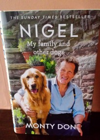 "Cover of book ""Nigel"" by Monty Don"