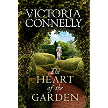 Novel cover for Heart of the Garden by Victoria Connelly