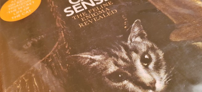 Book cover - Cat Sense by John Bradshaw